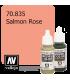 Vallejo Model Color: Salmon Rose (17ml)