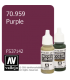 Vallejo Model Color: Purple (17ml)