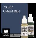 Vallejo Model Color: Oxford Blue (17ml)