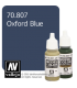 Vallejo Model Color: Oxford Blue (17ml)