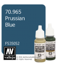 Vallejo Model Color: Prussian Blue (17ml)