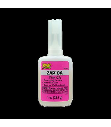 ZAP CA (Pink Label) Thin Viscosity - 1 oz