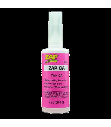 ZAP CA (Pink Label) Thin Viscosity - 2 oz