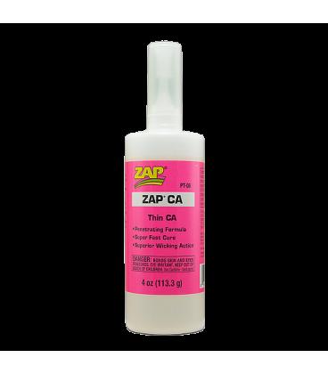 ZAP CA (Pink Label) Thin Viscosity - 4 oz