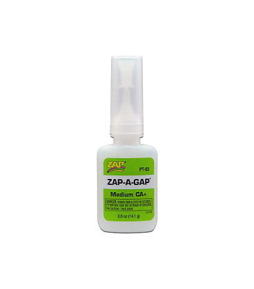 ZAP CA+ (Green Label) Medium Viscosity - 1/2 oz