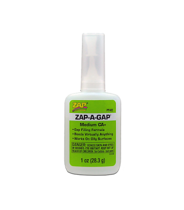 ZAP CA+ (Green Label) Medium Viscosity - 1 oz