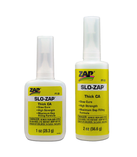 SLO ZAP CA (Yellow Label) Thick Viscosity