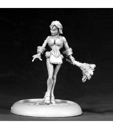 Chronoscope: Brigitte, Naughty French Maid