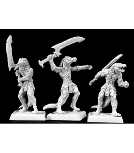 Warlord: Nefsokar - Ammat Devourers, Nefsokar Adept (9-pack) (unpainted)