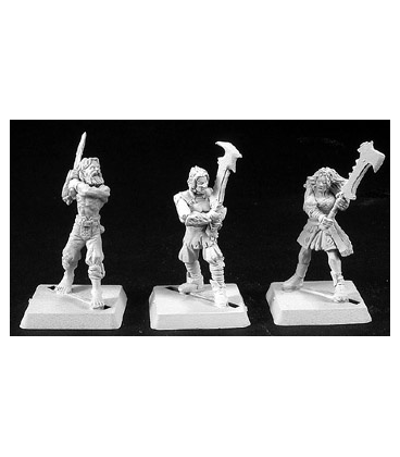 Warlord: Overlords - Bondslaves, Overlords Grunt (9-pack) (unpainted)