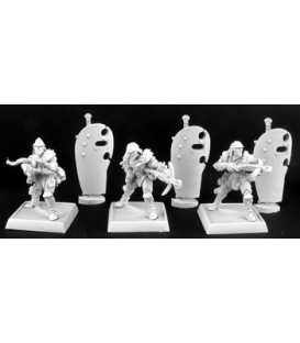 Warlord: Overlords - Crossbowmen, Overlords Adept (9-pack) (unpainted)