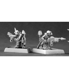 Warlord: Bloodstone Gnomes - Pinners