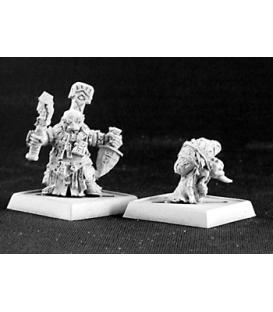 Warlord: Bloodstone Gnomes - Kulgurk the Cruel and Familiar