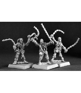Warlord: Razig - Chain Gang, Razig Adept (9-pack) (unpainted)