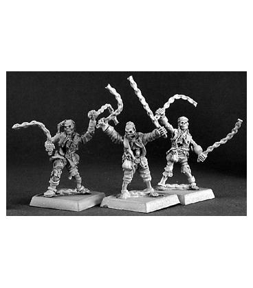 Warlord: Razig - Chain Gang, Razig Adept (9-pack) (unpainted)