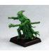 Warlord: Darkreach - Dramorion, Dark Elf Sorcerer (green master sculpt)
