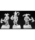 Warlord: Reven - Woodcutters Grunt Box Set