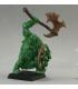 Warlord: Kargir - Kavorgh, Black Orc Warlord (green master sculpt)
