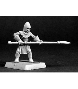 Warlord: Mercenaries - Mercenary Spearman Grunt