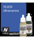 Vallejo Model Color: Ultramarine (17ml)