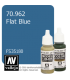 Vallejo Model Color: Flat Blue (17ml)