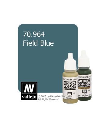 Vallejo Model Color: Field Blue (17ml)