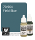 Vallejo Model Color: Field Blue (17ml)