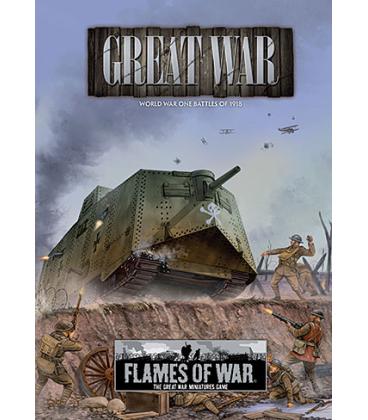 Flames Of War (Great War): World War One Battles Of 1918
