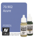 Vallejo Model Color: Azure (17ml)