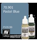 Vallejo Model Color: Pastel Blue (17ml)