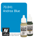 Vallejo Model Color: Andrea Blue (17ml)