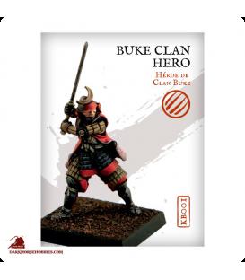 Kensei: Buke Clan Hero
