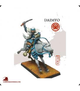 Kensei: Sohei Daimyo Mounted