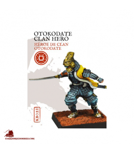 Kensei: Otokodate Clan Hero