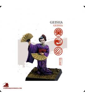 Kensei: Geisha
