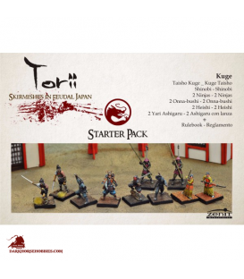 Torii: Kuge Starter Set