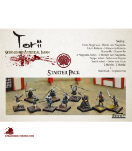 Torii: Sohei Starter Set