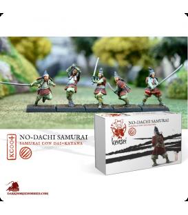 Kensei: Buke No-dachi Samurai