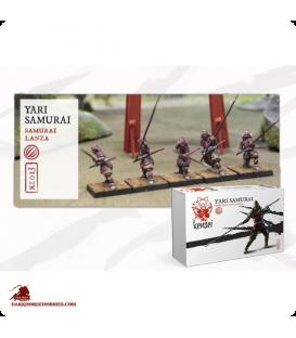 Kensei: Buke Yari Samurai