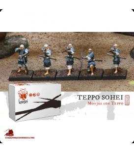 Kensei: Sohei Teppo