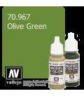 Vallejo Model Color: Olive Green (17ml)
