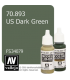 Vallejo Model Color: US Dark Green (17ml)