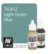 Vallejo Model Color: Light Green Blue (17ml)