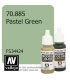 Vallejo Model Color: Pastel Green (17ml)