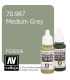 Vallejo Model Color: Medium Grey (17ml)