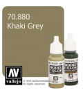 Vallejo Model Color: Khaki Grey (17ml)