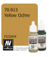 Vallejo Model Color: Yellow Ochre (17ml)