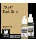 Vallejo Model Color: Dark Sand (17ml)