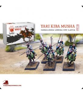 Kensei: Yari Kiba Musha