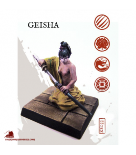 Kensei: Geisha II